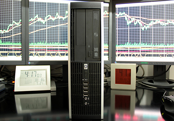 HP 8100 Elite SFF Core i7